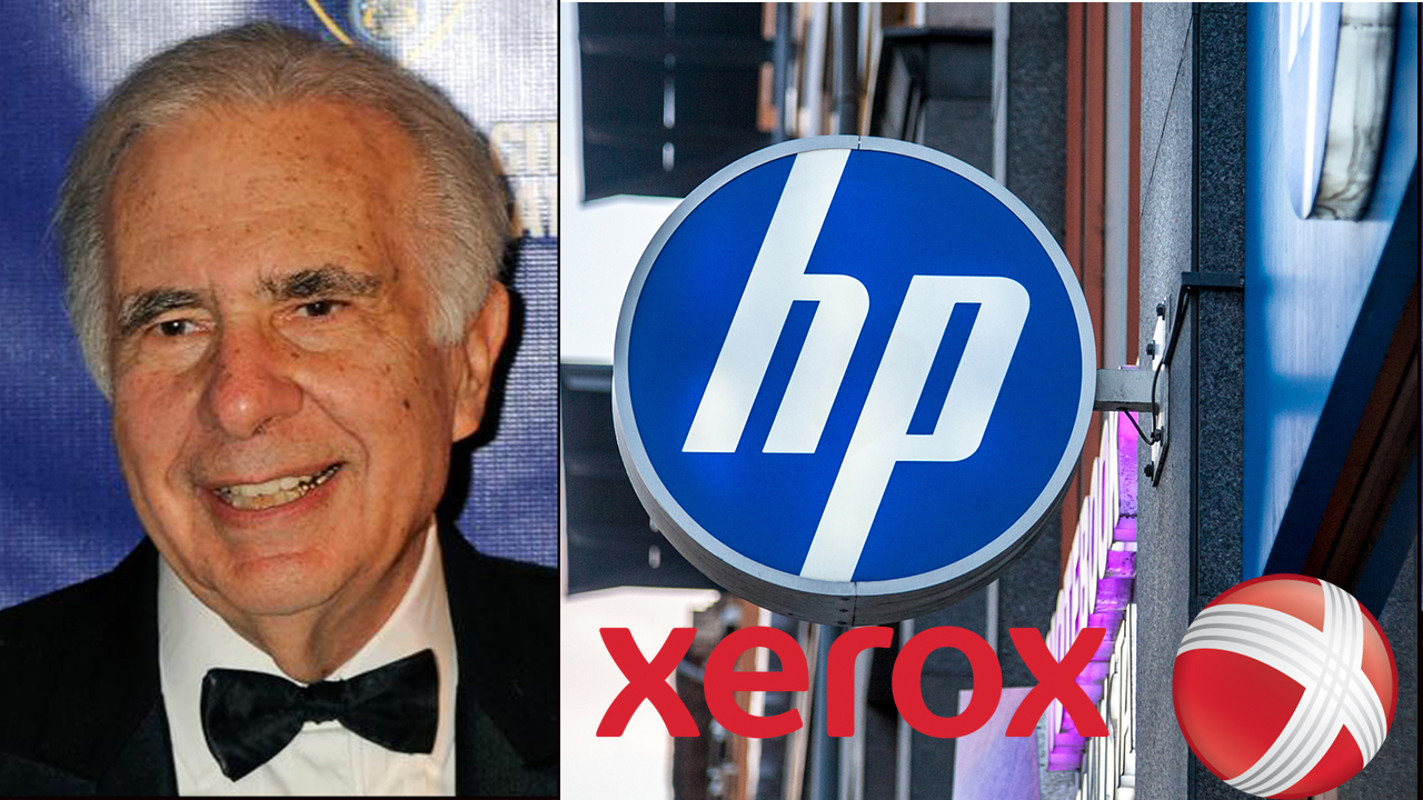 Xerox beats quarterly profit estimates, holds firm on HP buyout