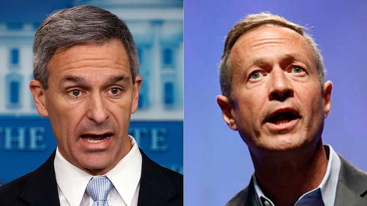 Cuccinelli on DC bar attack: 'Pathetic' O'Malley was 'out of control'