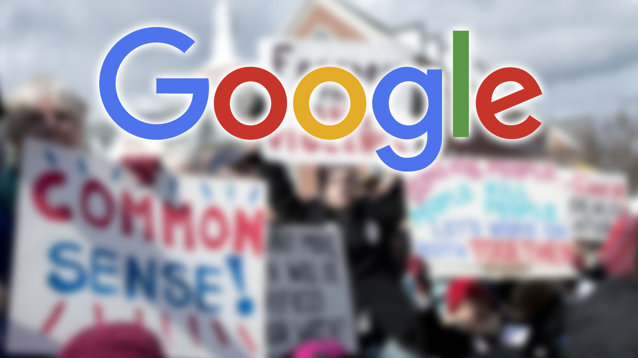 Four Google employees fired, including staffer who tried to form labor union