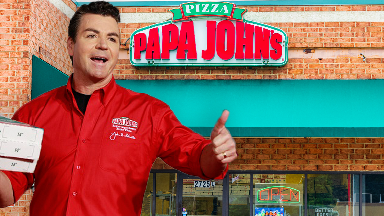 Papa John strikes back! Sues ad agency that 'lost my company'