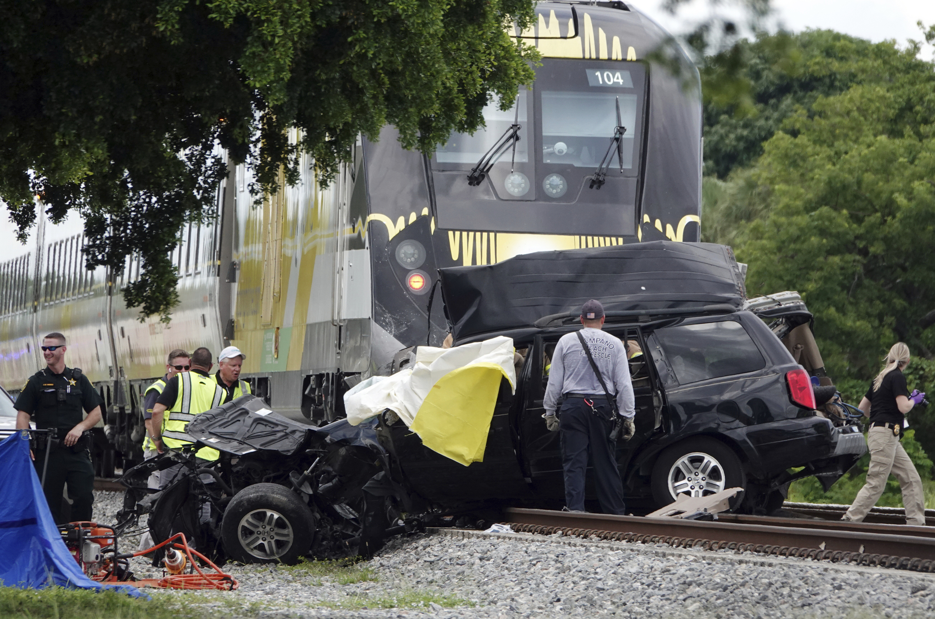 Richard Branson's Florida train kills more per mile than any other in US