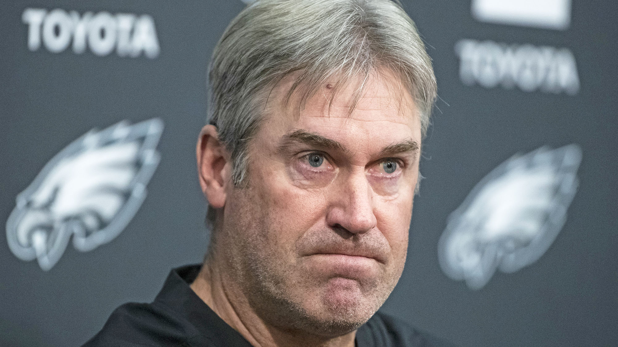 Pederson says Grugier-Hill hiding concussion was 'selfish'