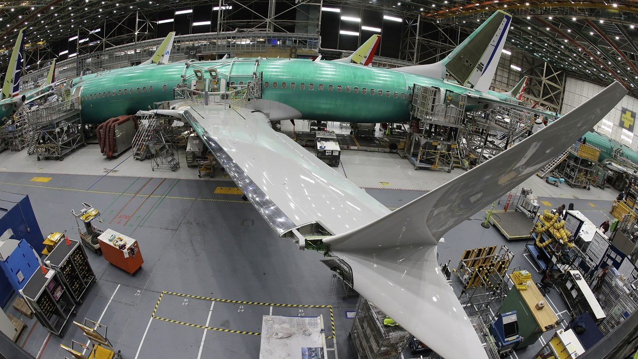 Boeing's 737 Max jet crisis has company seeking loans: Report
