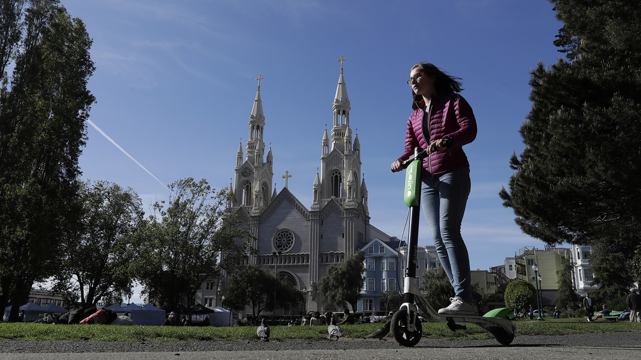 Testing tech ideas in public? San Francisco says get permit