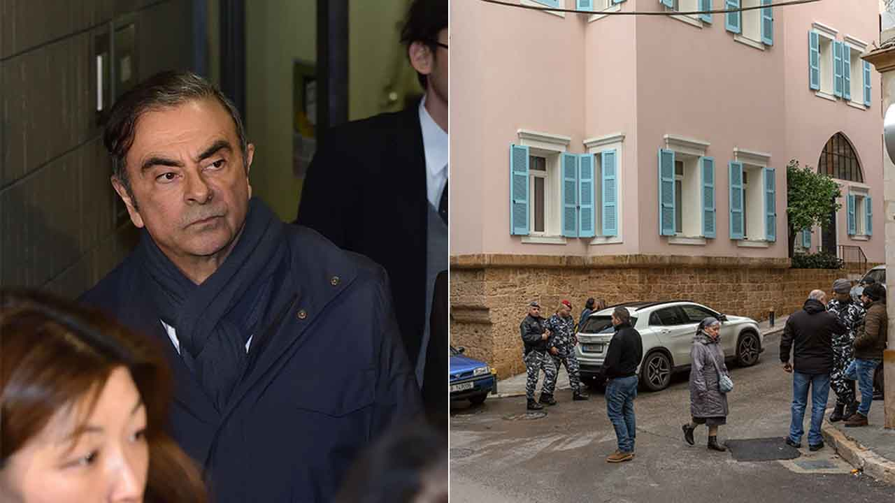 Carlos Ghosn's escape followed weeks of planning