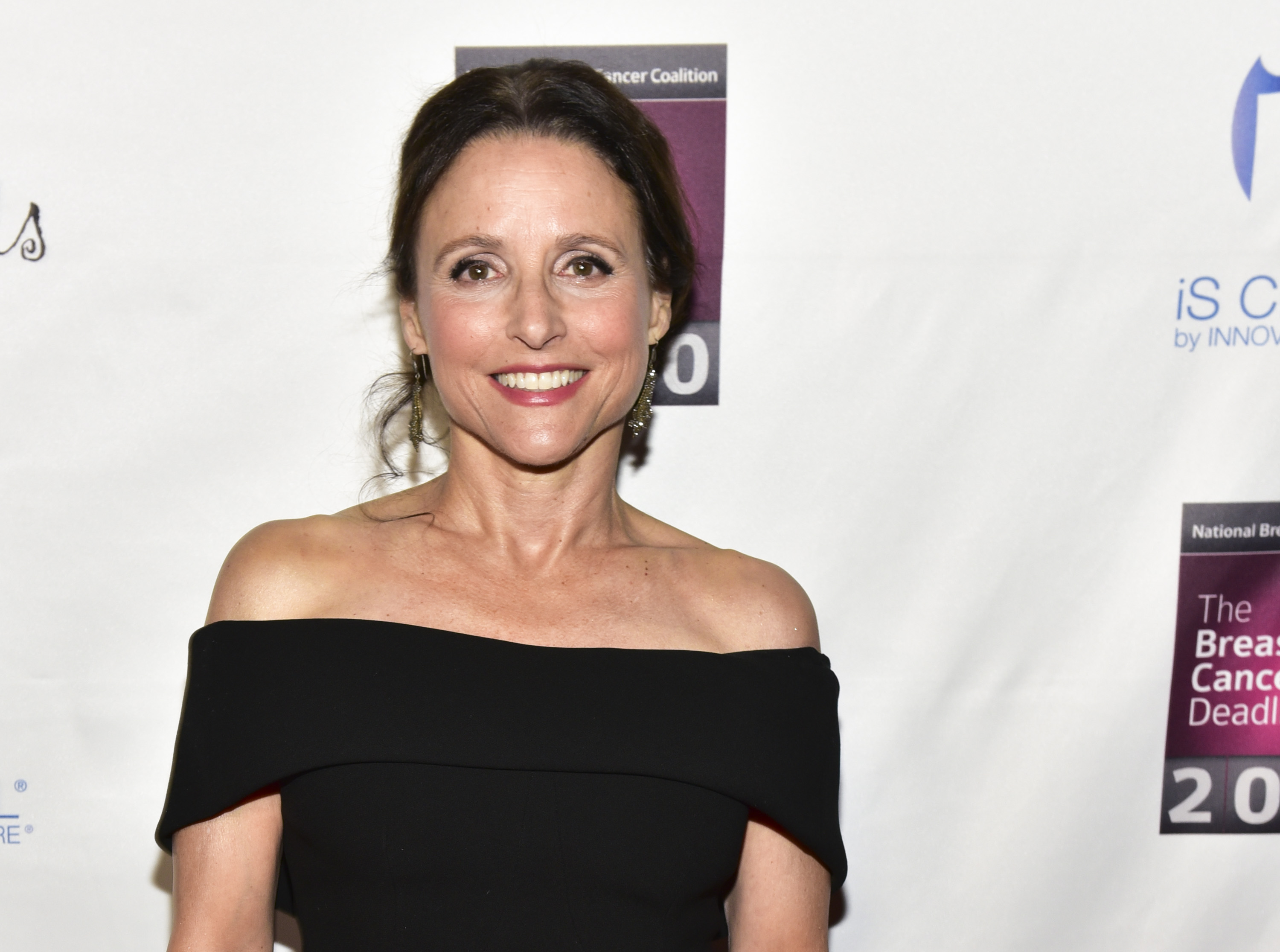 Apple signs Julia Louis-Dreyfus to develop projects for streaming service