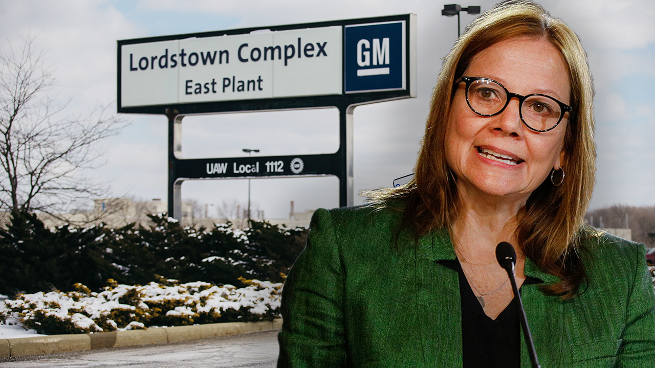 GM announcement could mean turnaround for suffering Lordstown, Ohio