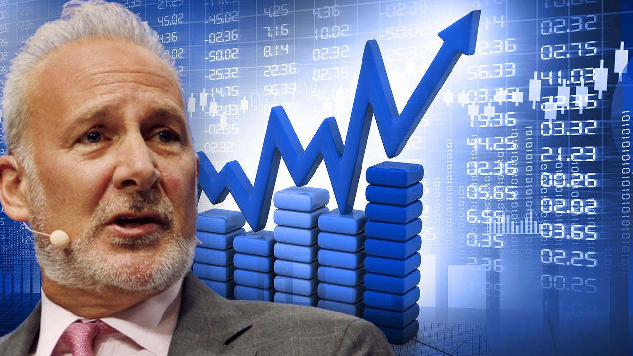 Inflation tsunami will slam US: Peter Schiff