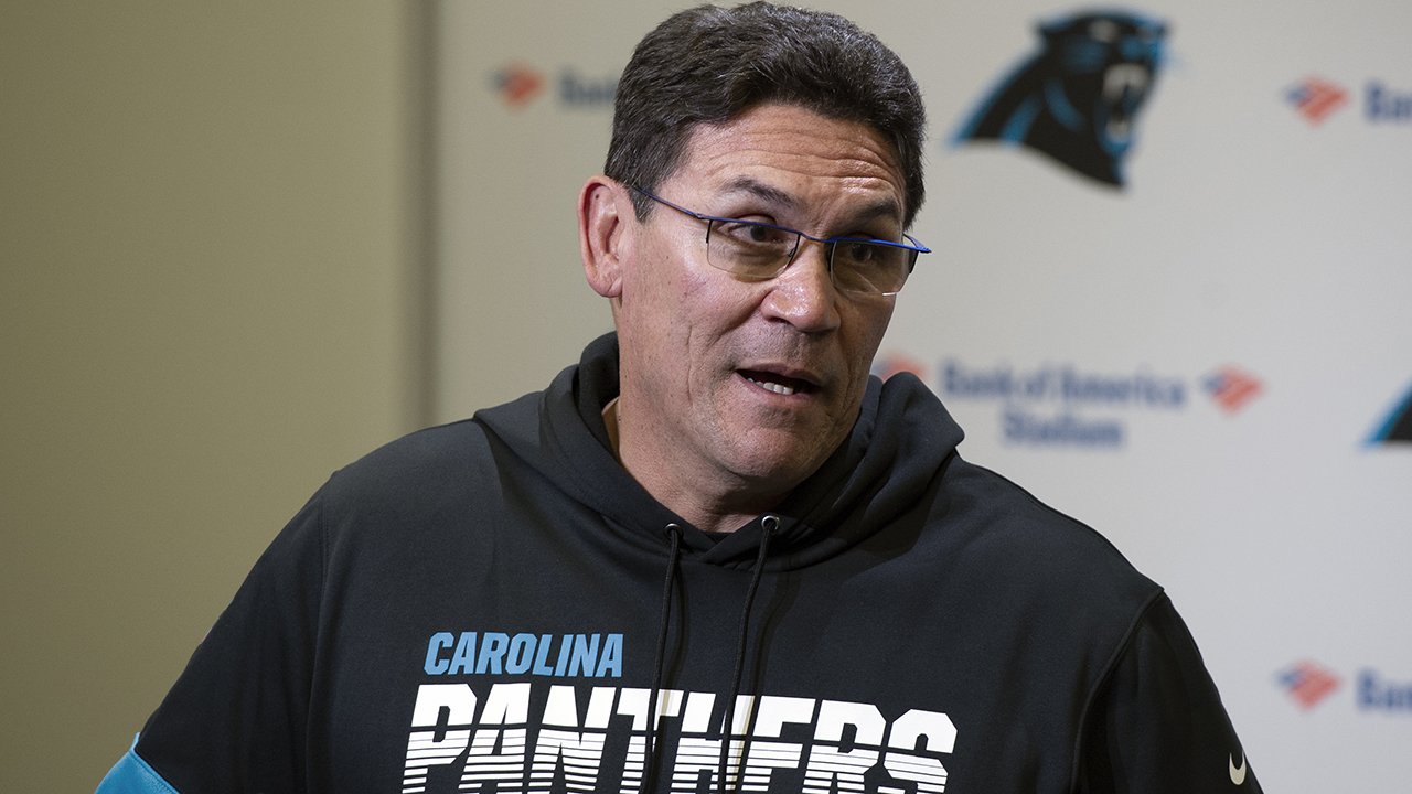 Panthers fire Ron Rivera: Betting service reveals who the favorite is to take over in 2020
