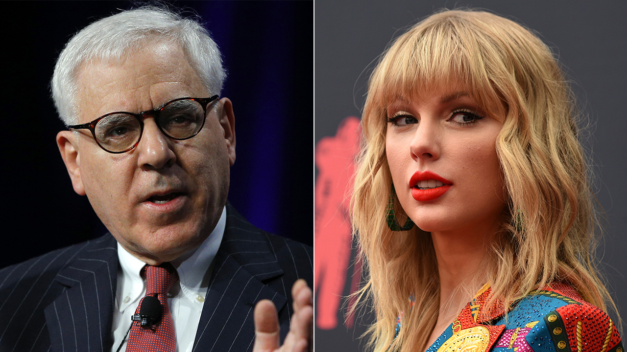 Taylor Swift, Carlyle Group to see 'resolution' over music feud, David Rubenstein says