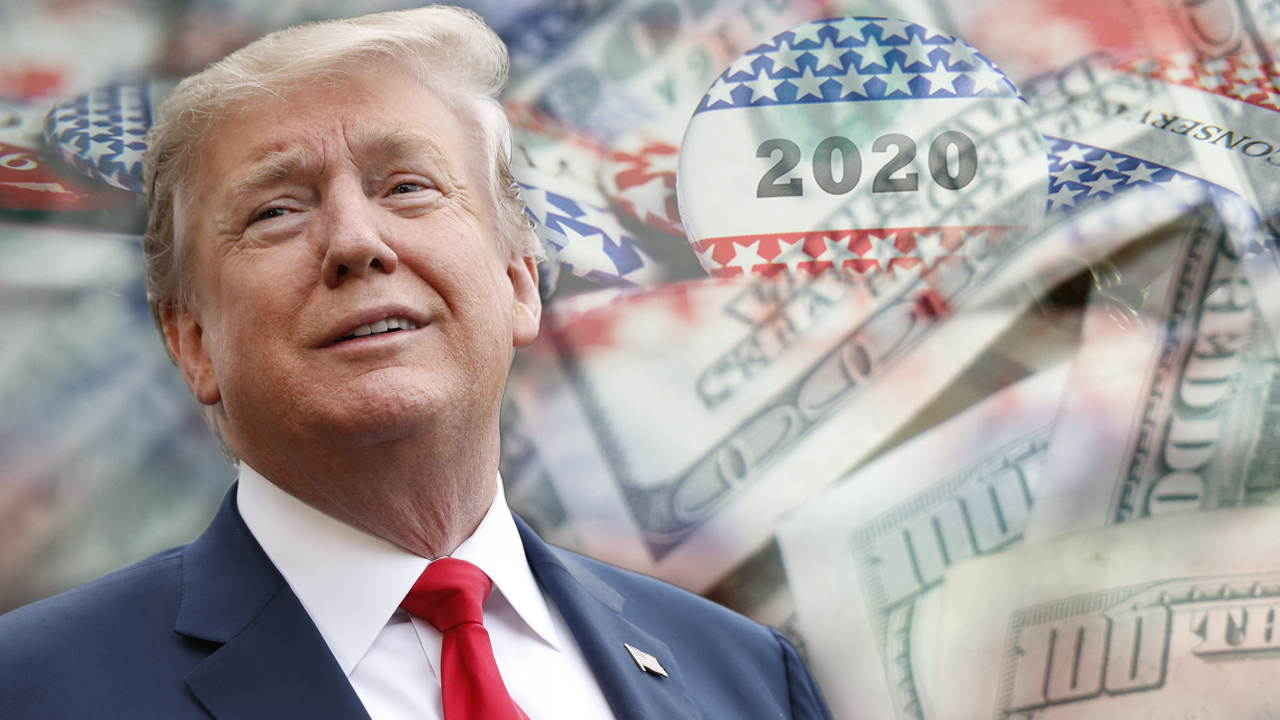 Trump 2020 win could turbocharge US economy: Wall Street