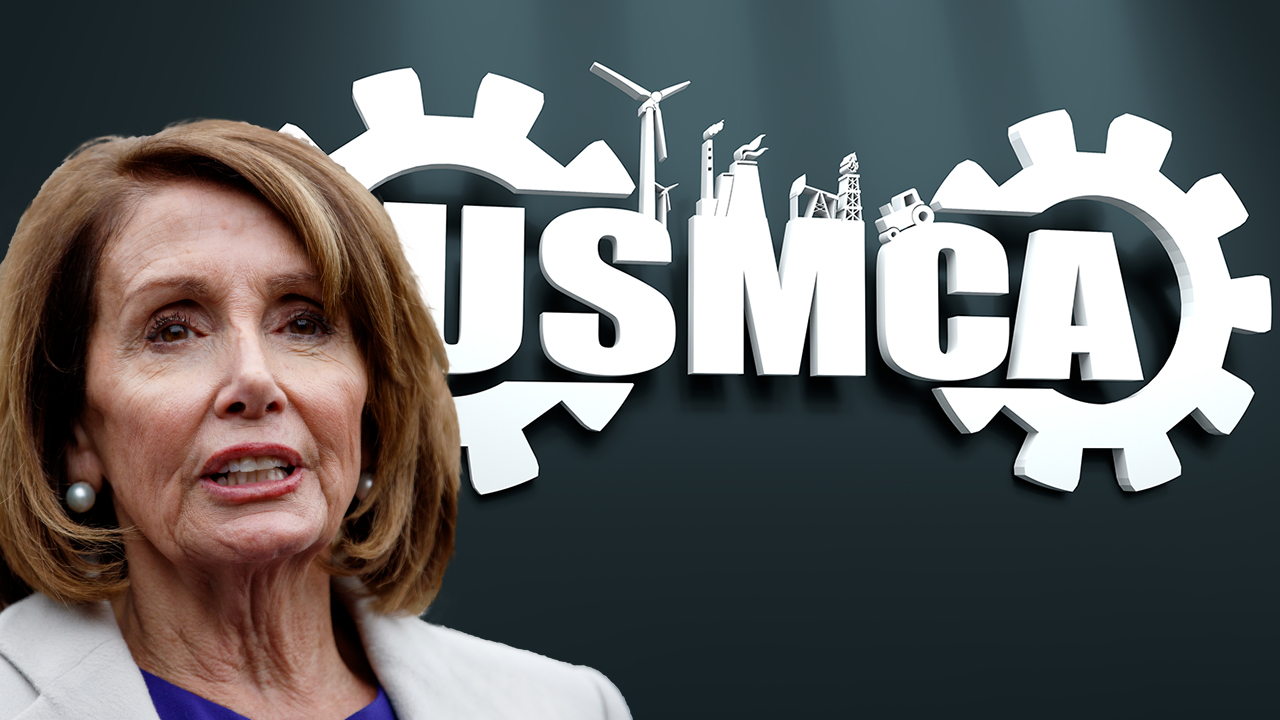 Historic USMCA deal is much better than NAFTA: Pelosi