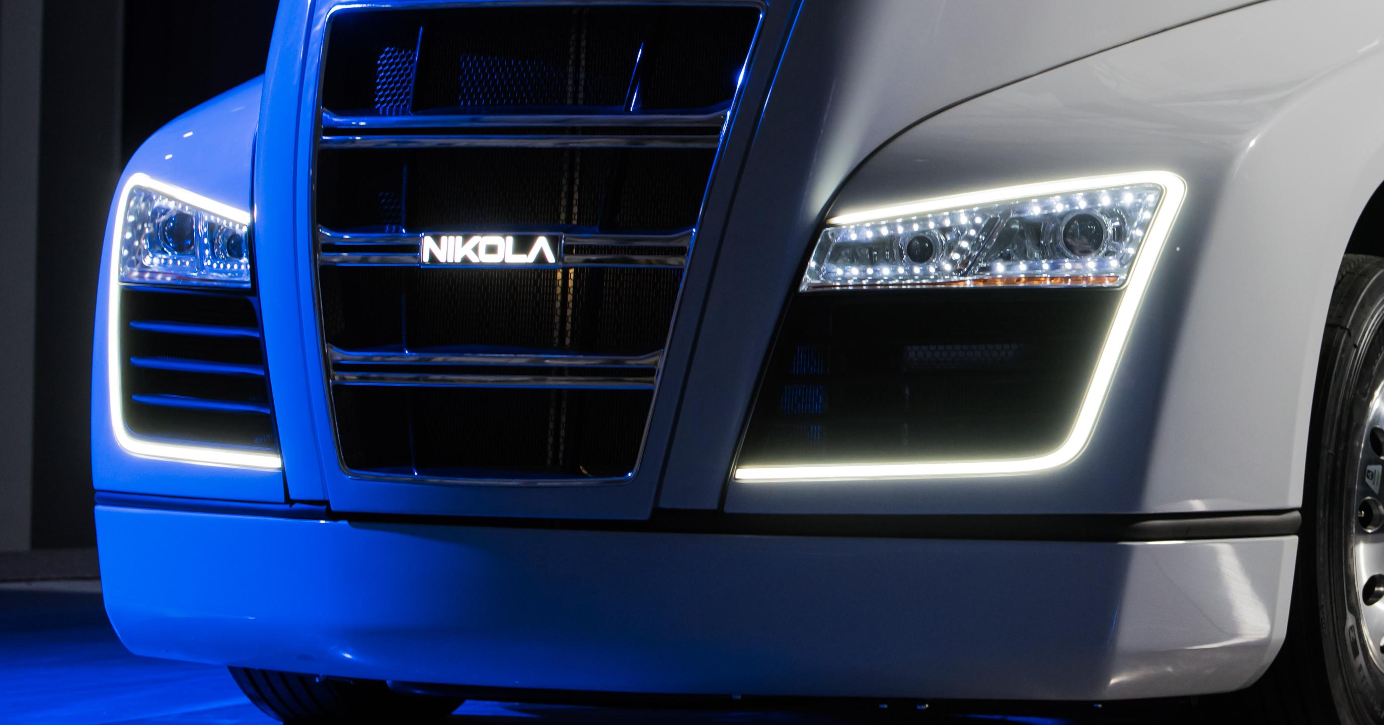 Hydrogen-powered semi-trucks saving businesses money: Nikola CEO