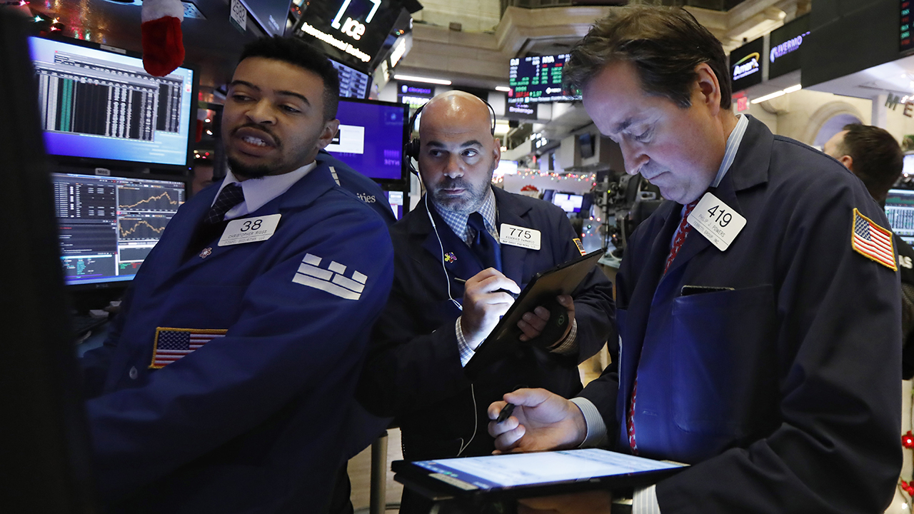 Stocks pop as US-China tout trade progress
