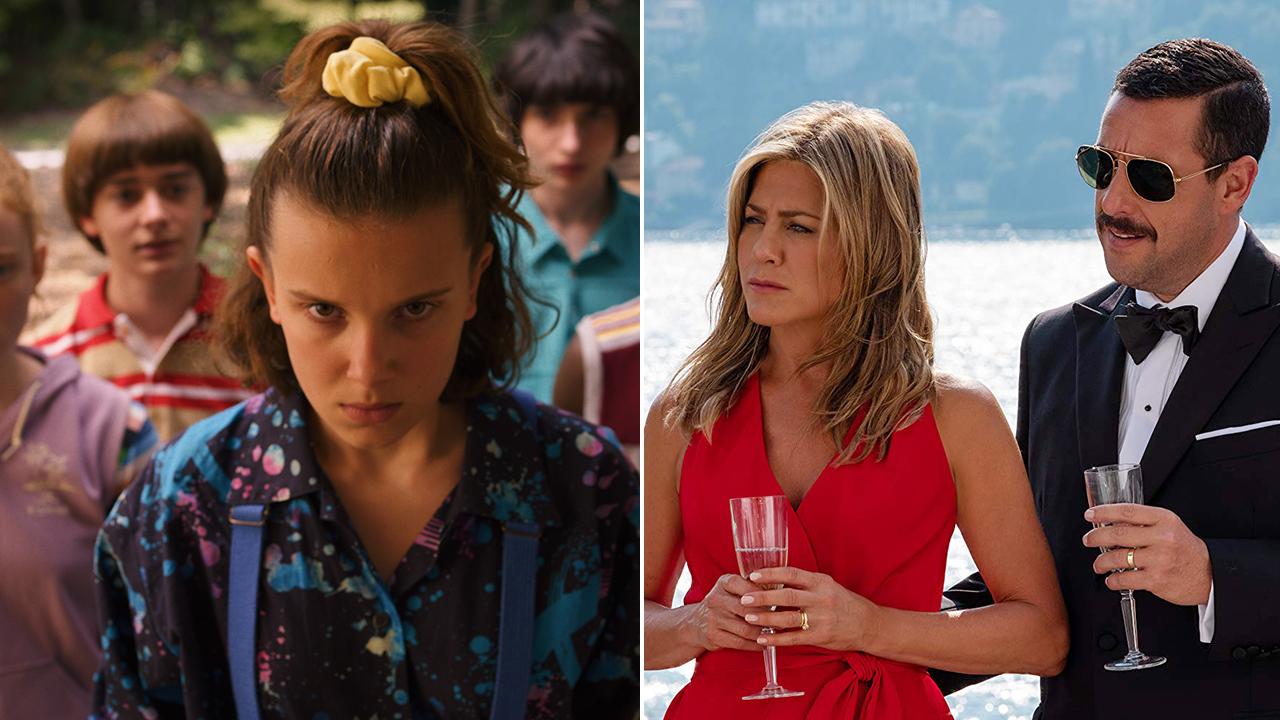 Netflix's most popular: 'Stranger Things,' 'Murder Mystery' top list for 2019