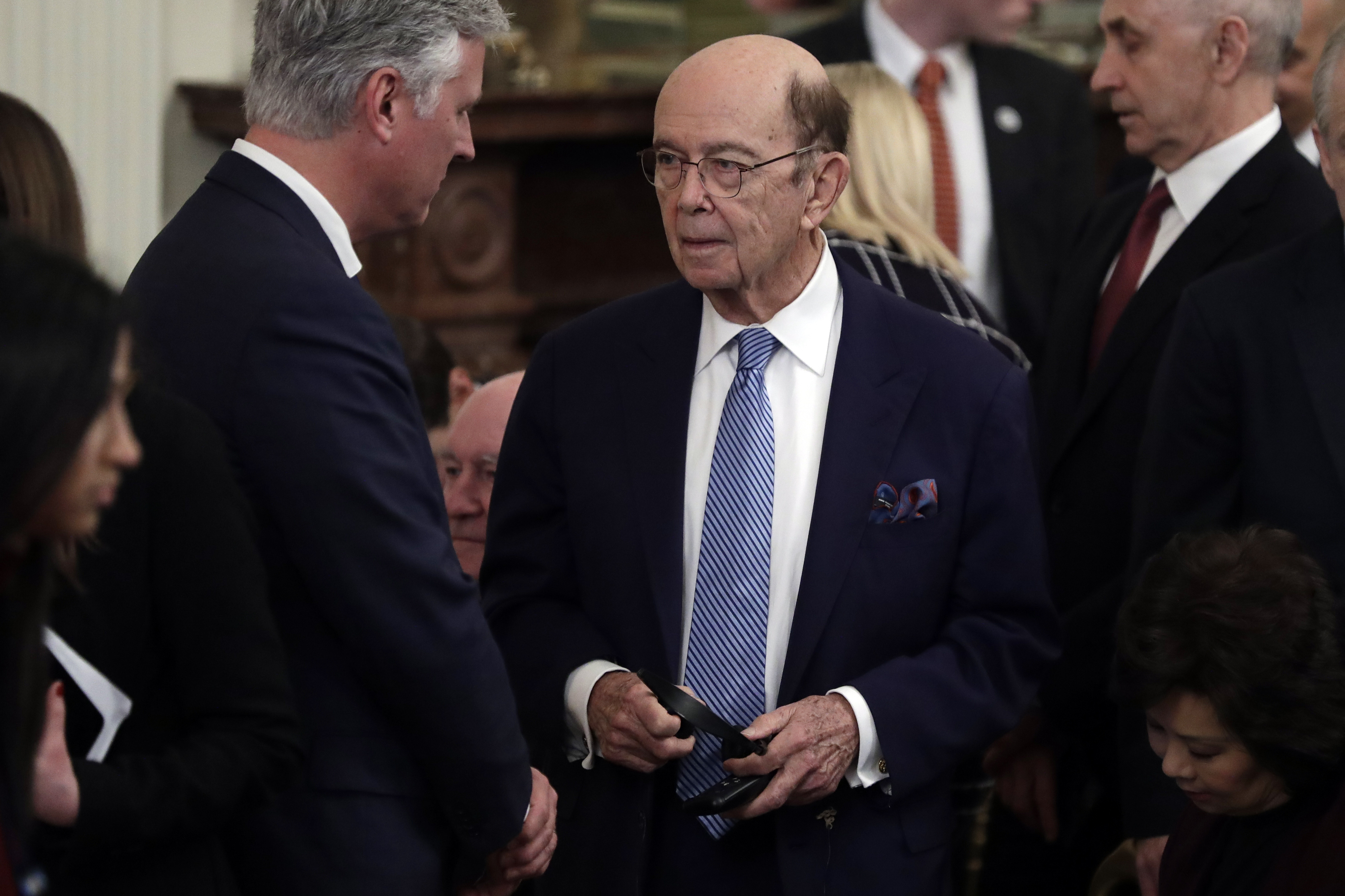 Wilbur Ross: No recession in 2021