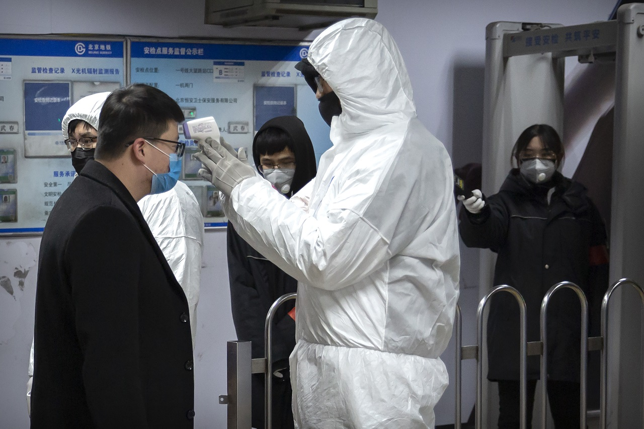 Coronavirus: Third US case diagnosed, State Department to evacuate personnel