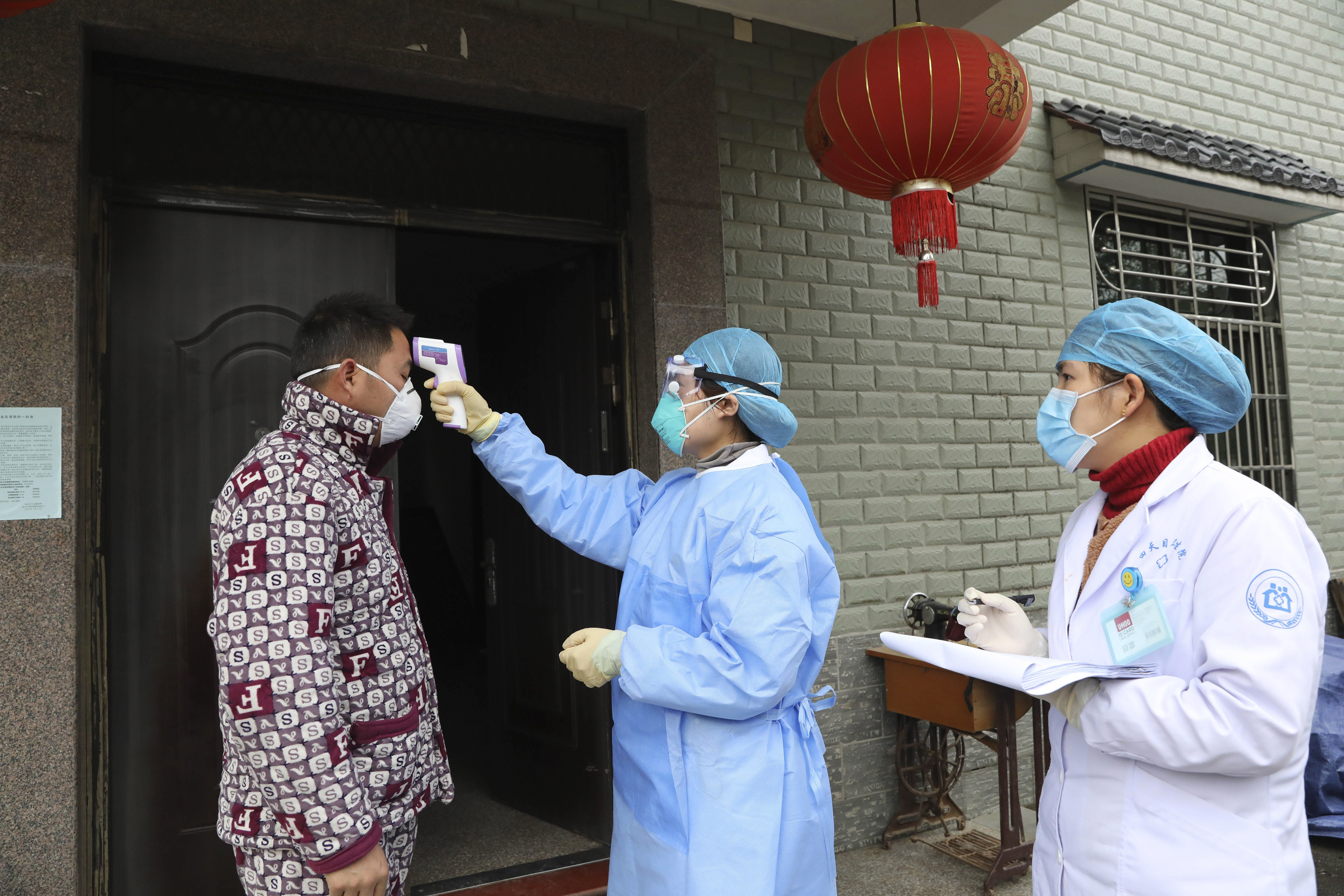 Coronavirus: Wuhan mayor willing to resign if it helps contain outbreak