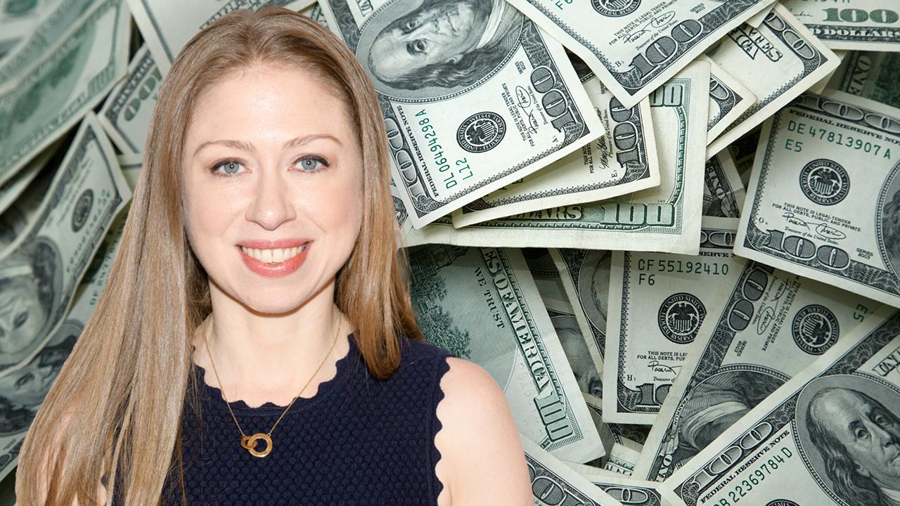 Chelsea Clinton nets $9M since 2011 from corporate board