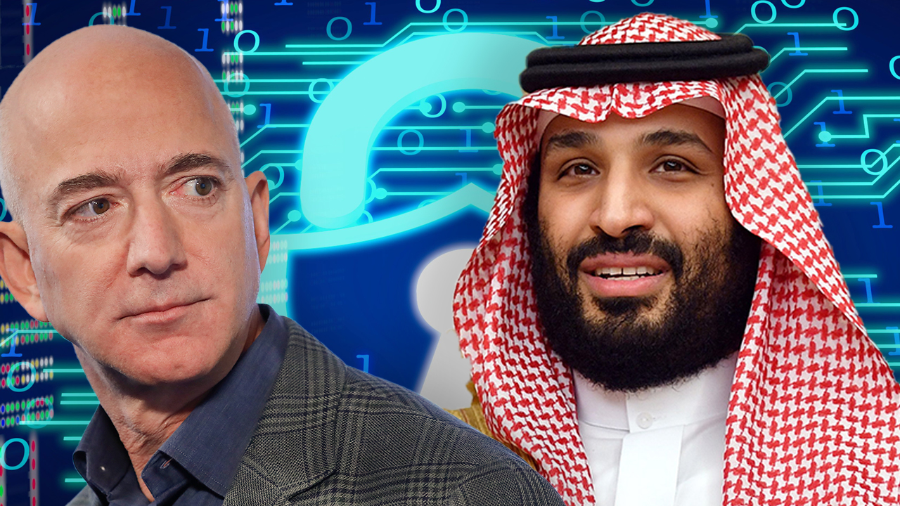 Jeff Bezos or MBS? Clash of the titans