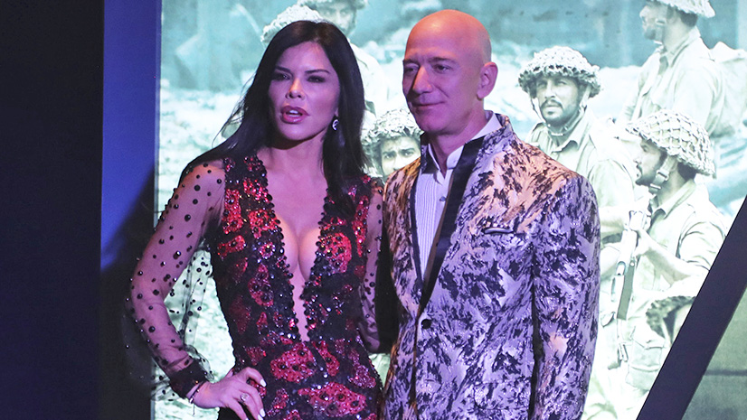 Lauren Sanchez shared Jeff Bezos texts with brother who sold to National Enquirer: prosecutors
