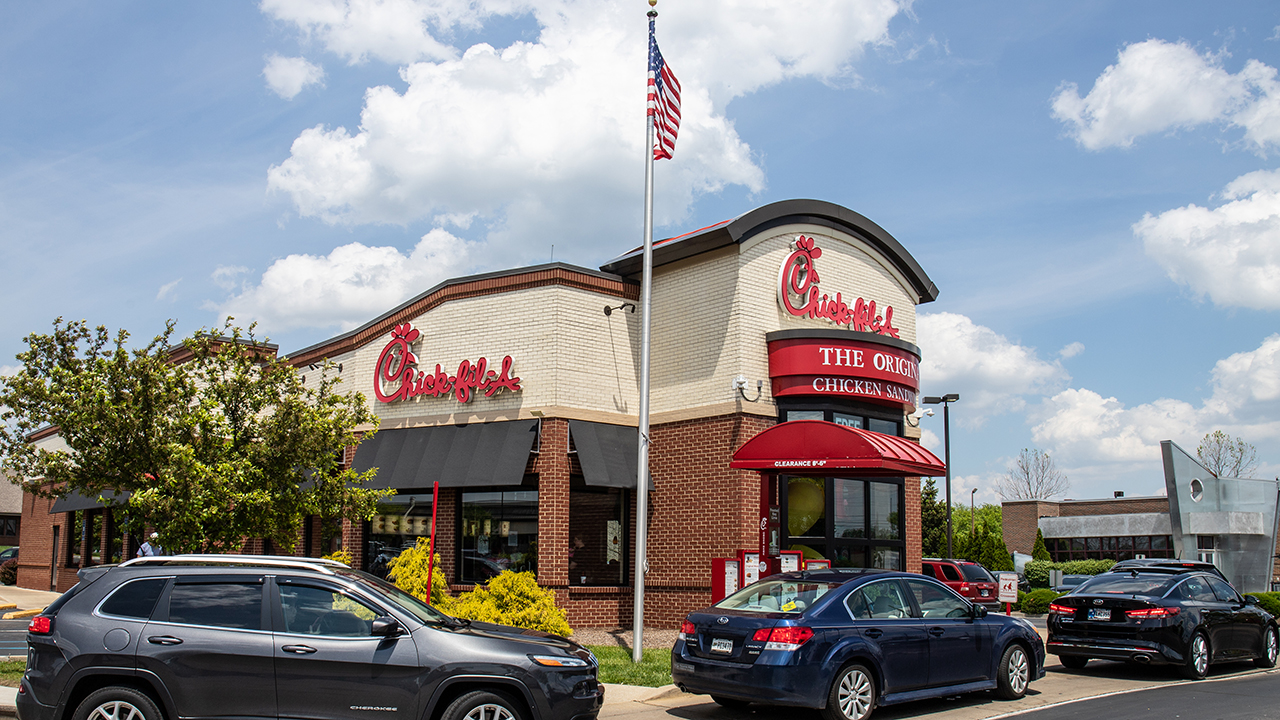 Women protest Chick-fil-A over breastfeeding