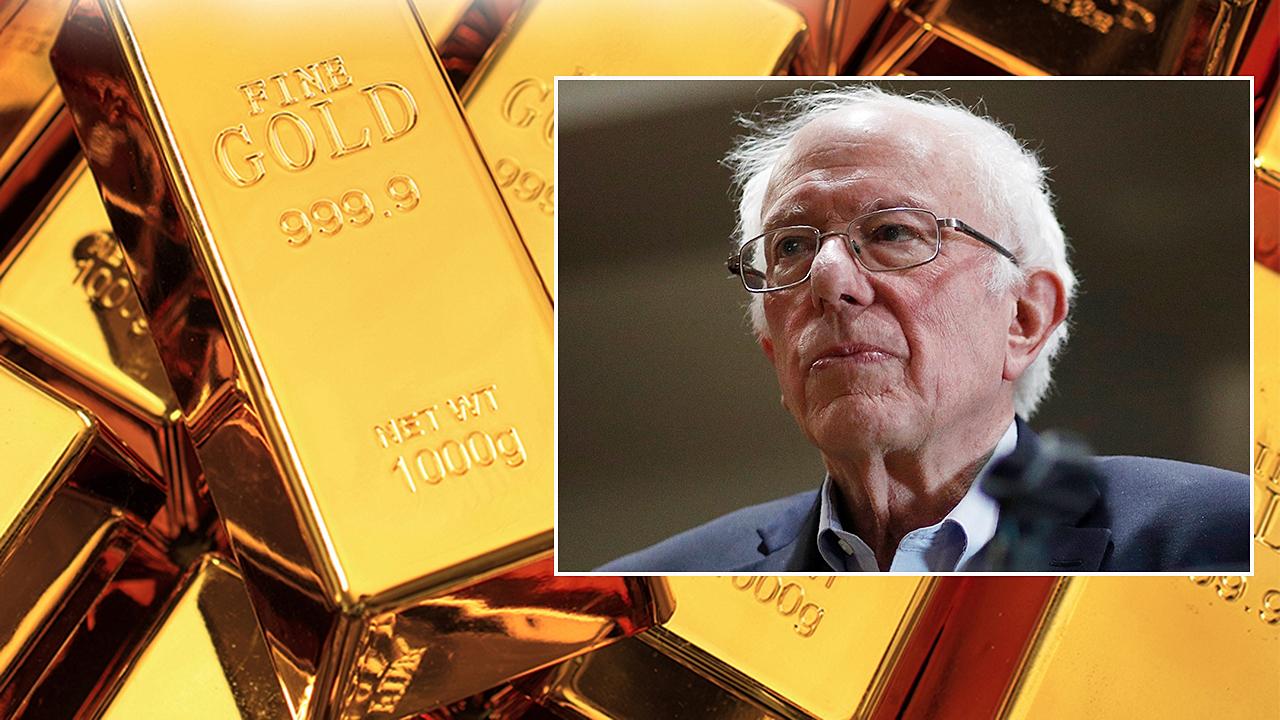 Gold will explode if Bernie Sanders wins in 2020: Peter Schiff