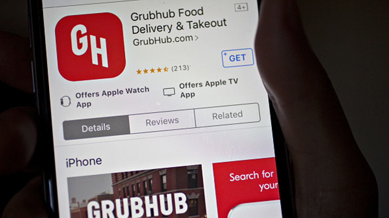 DoorDash, Grubhub skewered by small restaurants for posting menus without permission