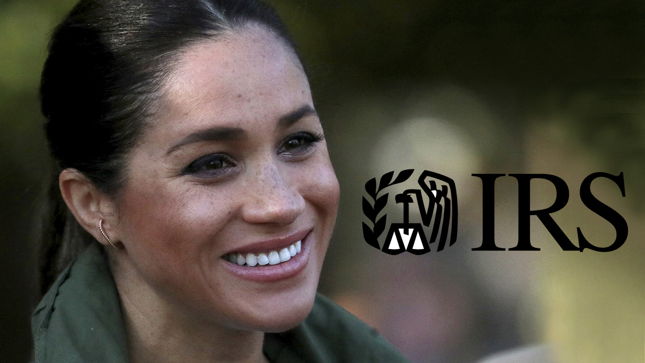 Meghan Markle, royal baby face tax tab from IRS