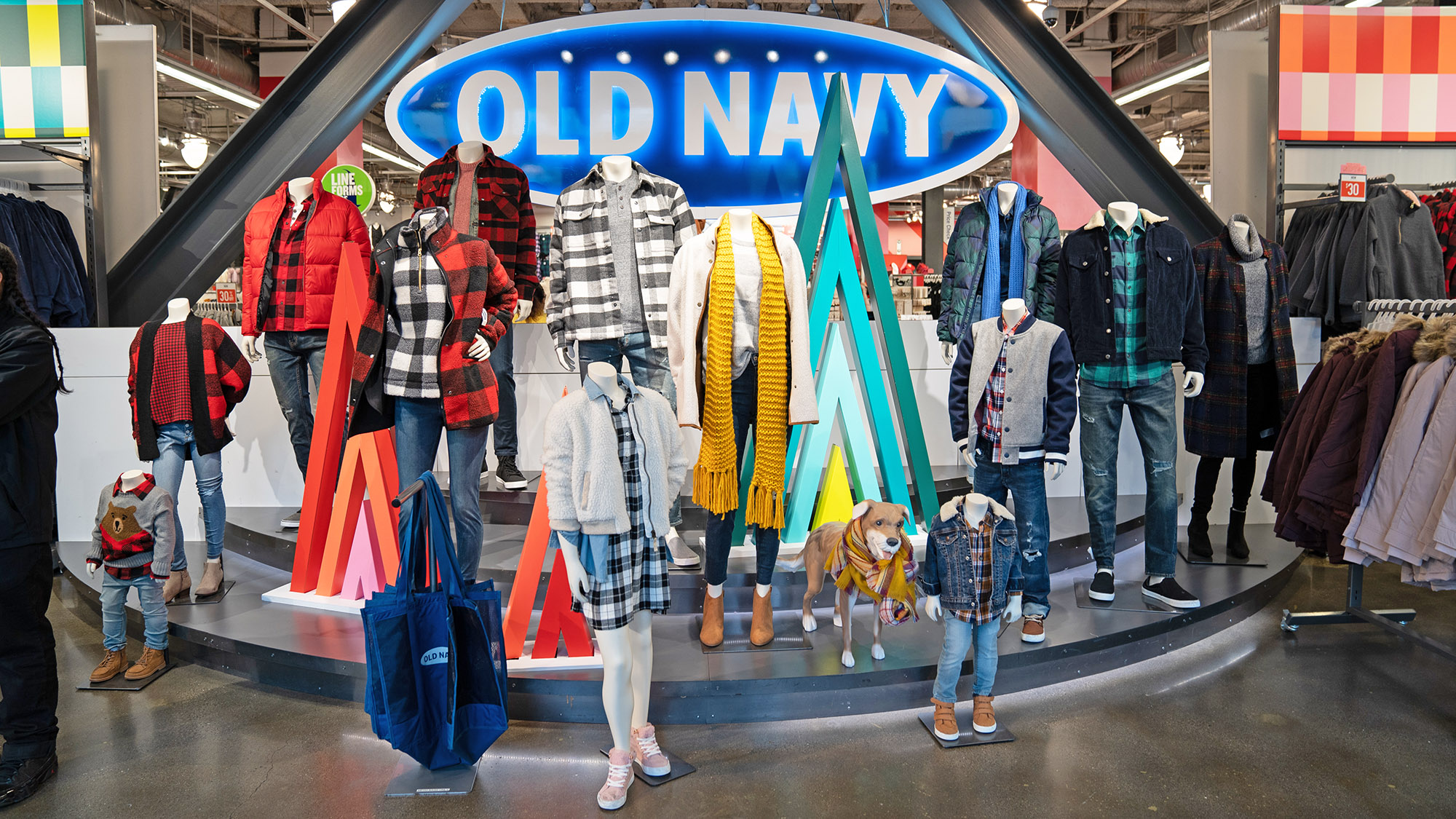 Gap's Old Navy spinoff is torpedoed