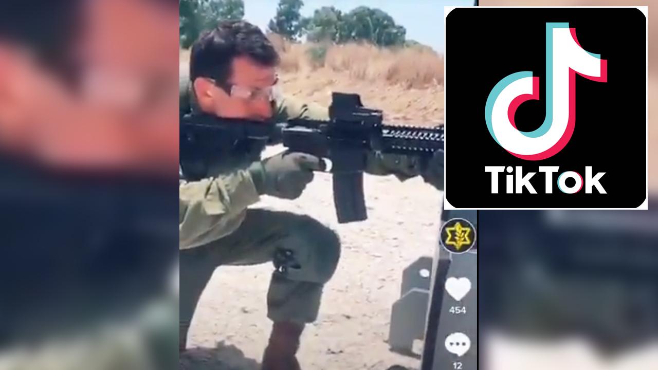 Israel Defense Forces joins TikTok despite US military bans on app
