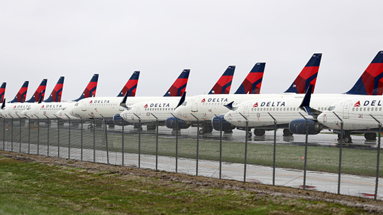 Delta Air Lines CEO Ed Bastian argues the passing of the CARES Act will help major U.S. air carriers stay in business.