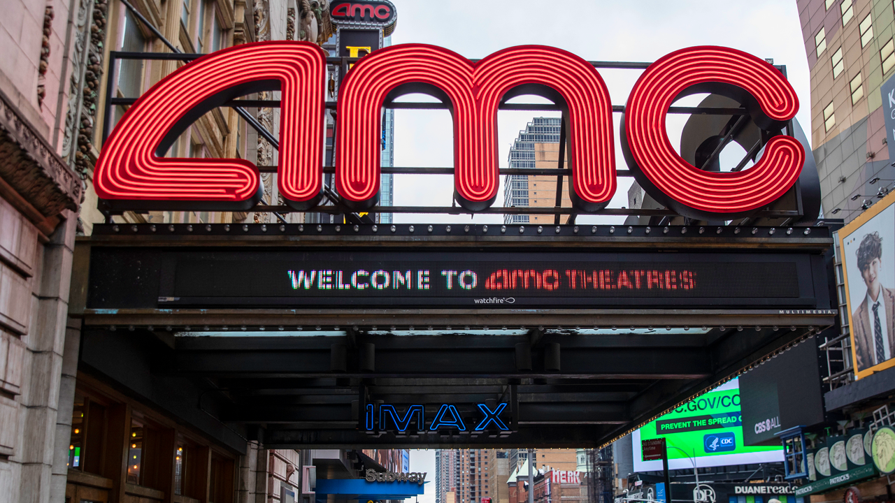 AMC Entertainment CEO and President Adam Aron gives an update on his company making a deal with NBCUniversal regarding theater vs. digital movie releases and says this is a new revenue opportunity.