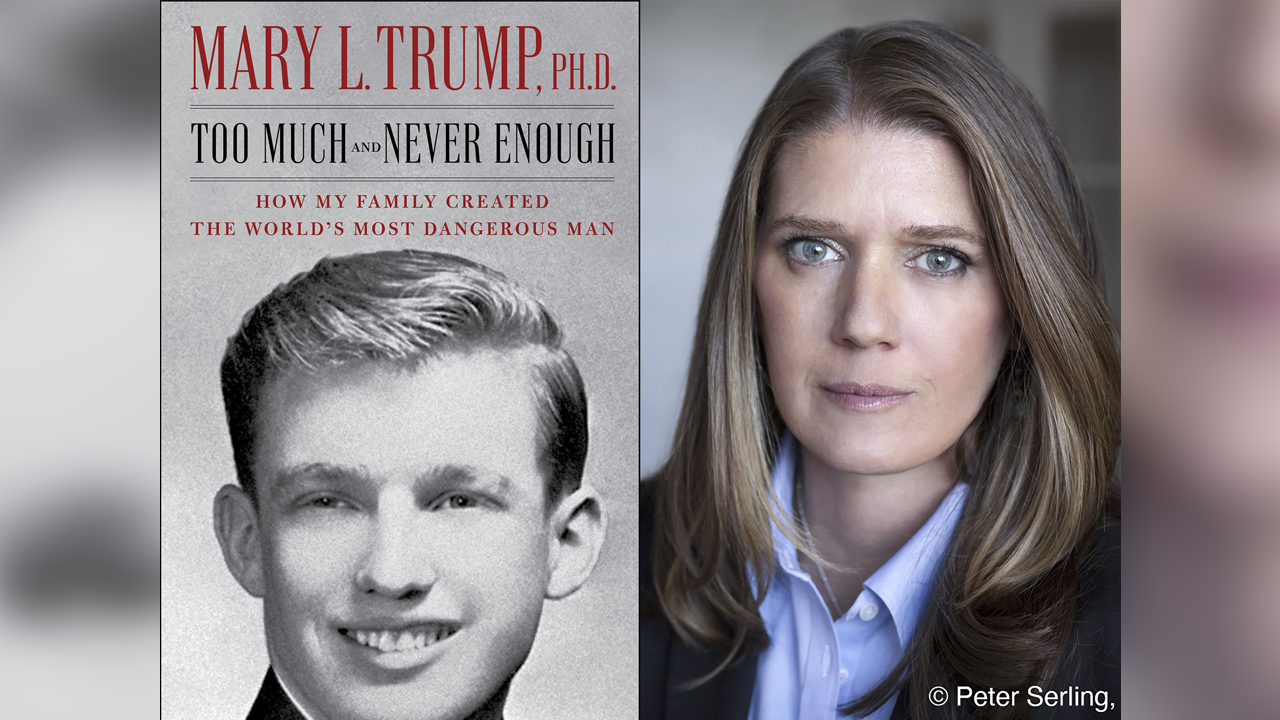 President Trump's estranged niece recalls alleged family conversations; David Spunt reports.