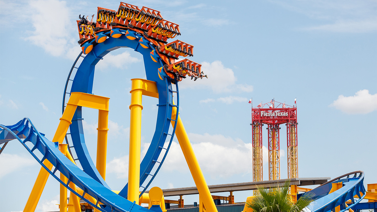 Theme parks like Six Flags Great Adventure are gearing up to reopen for summer with coronavirus safety measures in place. FOX Business' Grady Trimble with more.