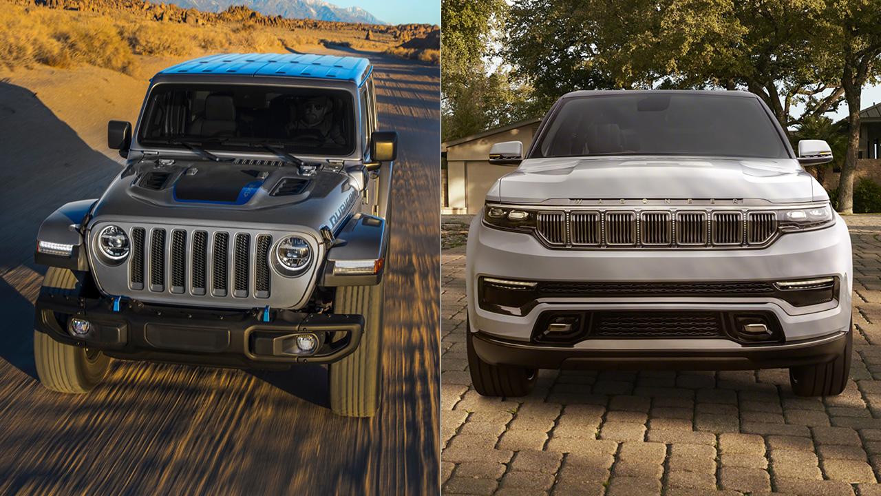 FoxNews.com Automotive Editor Gary Gastelu on Jeep's new pickup truck, the Gladiator.