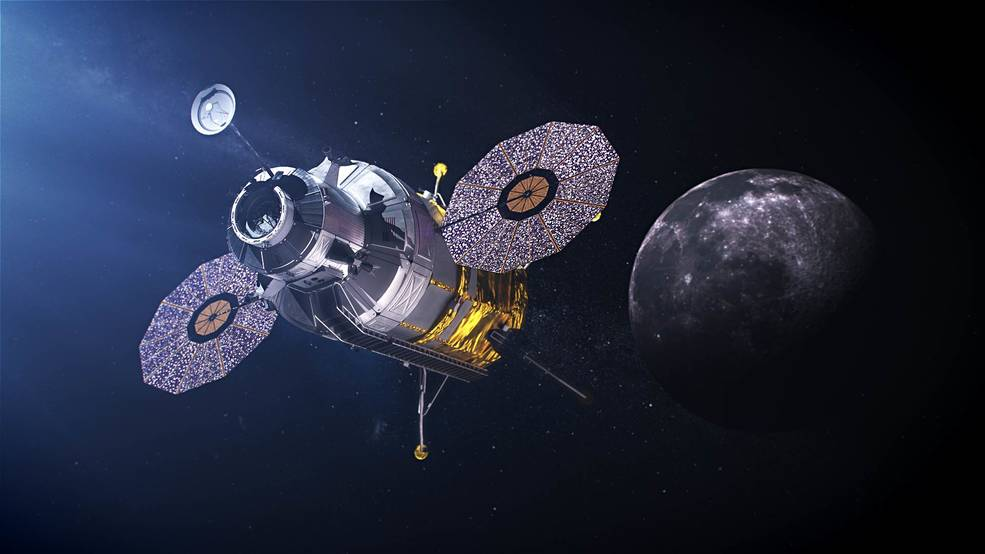 Jim Bridenstine, NASA Administrator on the space agencies plans for the moon and its potential impact on the U.S. economy.