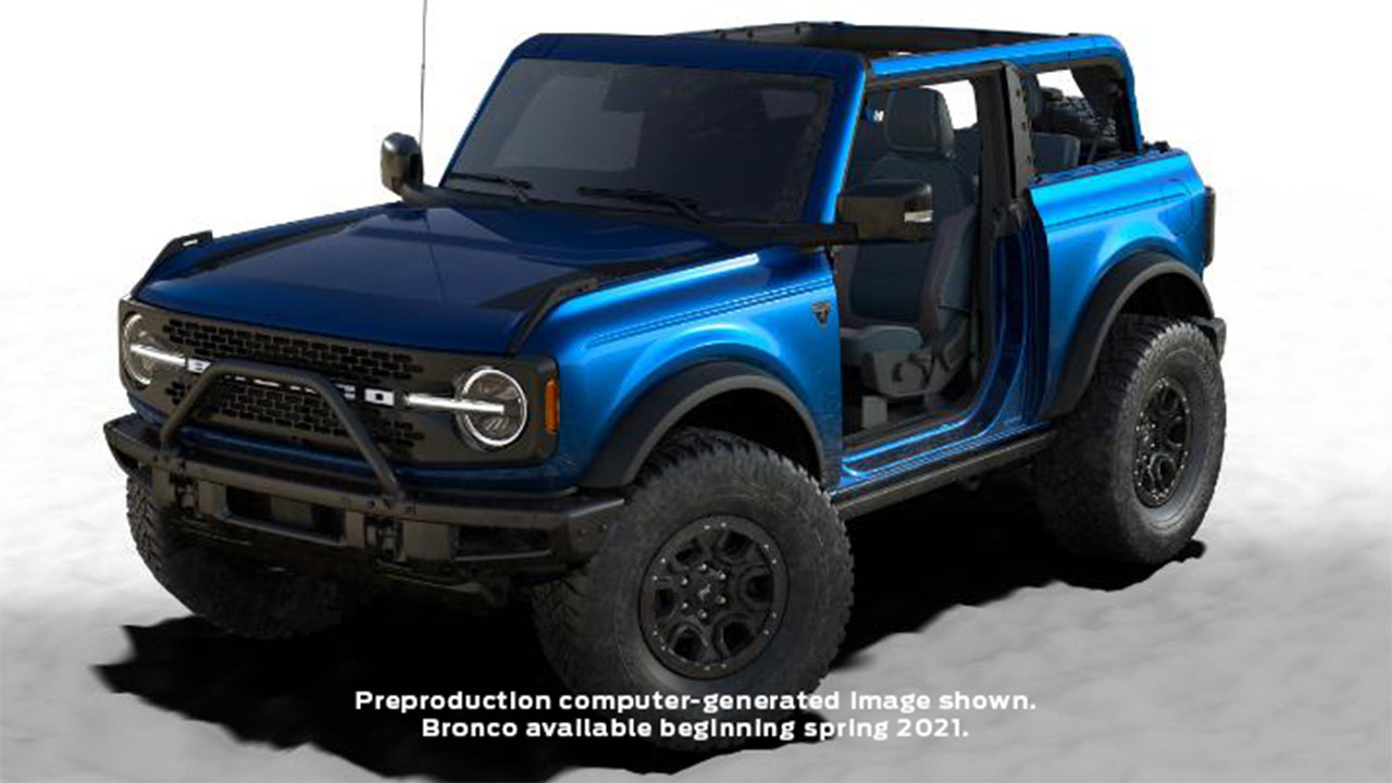 Fox News automotive editor Gary Gastelu breaks down the unveiling of Ford's first Bronco models in 25 years.