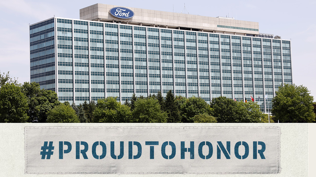 Ford Americas & International Markets Group President Kumar Galhotra discusses U.S. manufacturing and its investment in building an all-electric F-150 in the coming years.