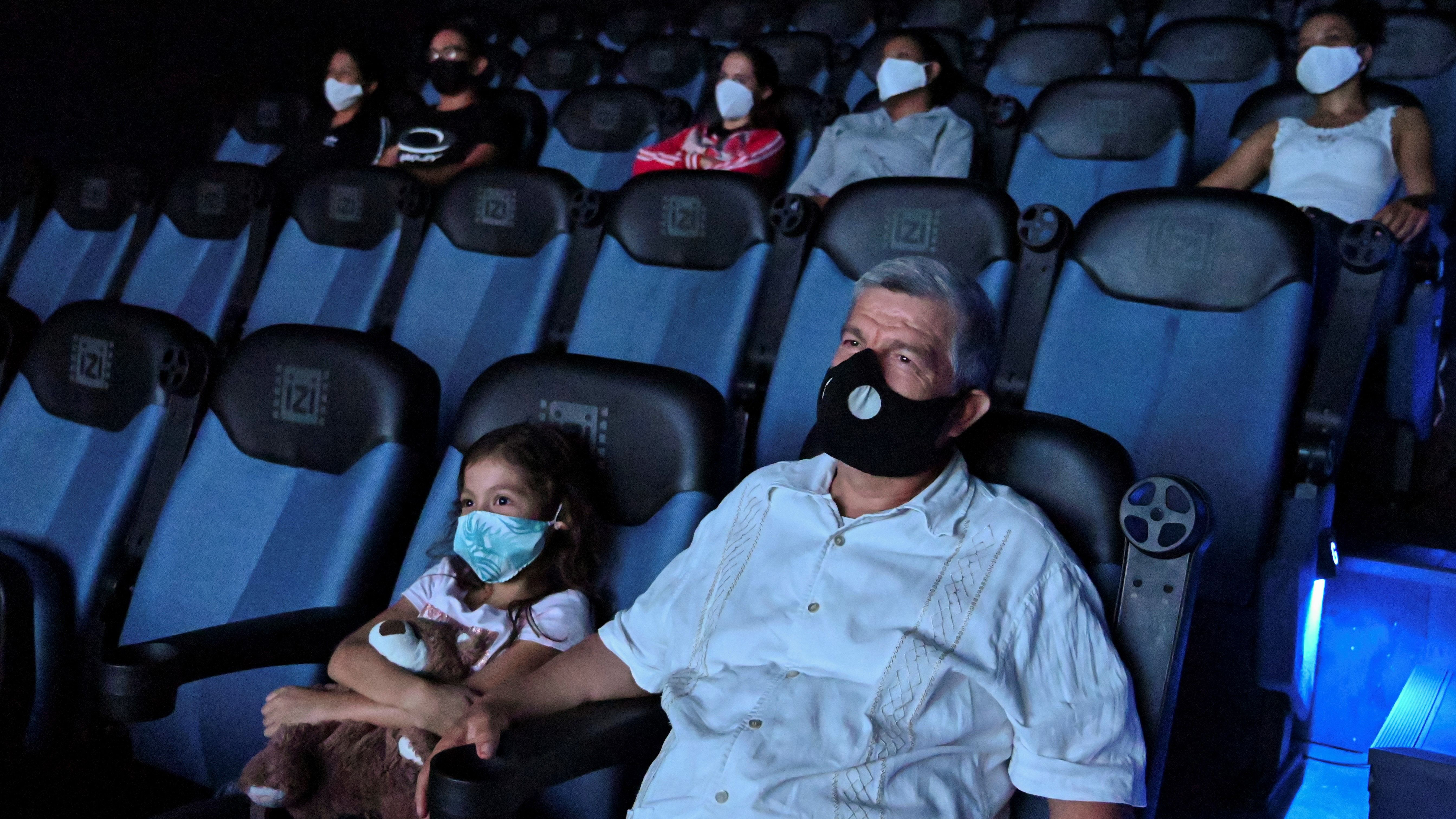 FOX Business' Kristina Partsinevelos on how movie theaters are struggling amid the pandemic.