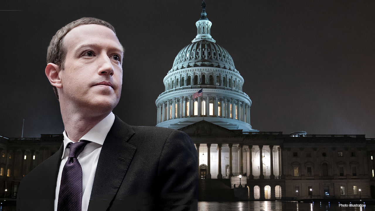 Big Tech faces new onslaught on Capitol Hill as lawmakers push package of antitrust bills