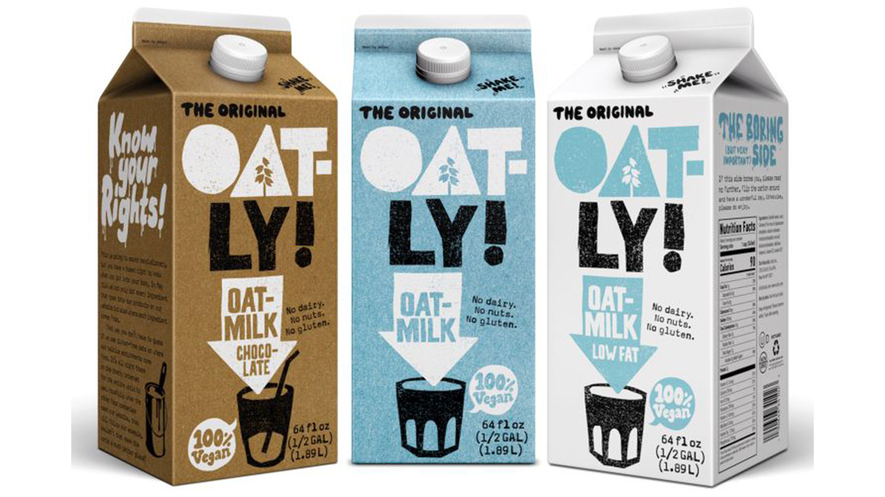 Oatly CEO on investors, expanding oat milk production