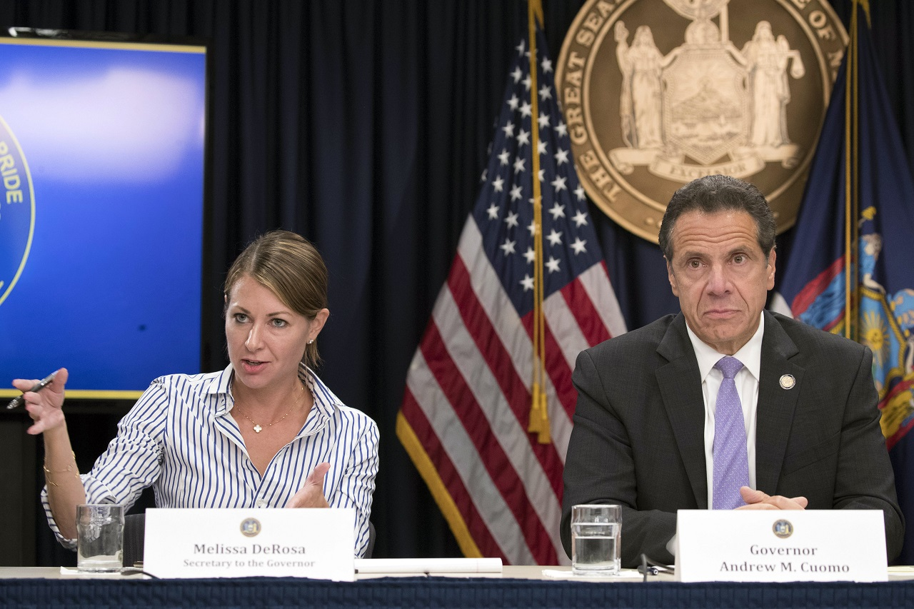 NY State Assemblyman Angelo Santabarbara says governor must be removed for a fair investigation on 'The Evening Edit'