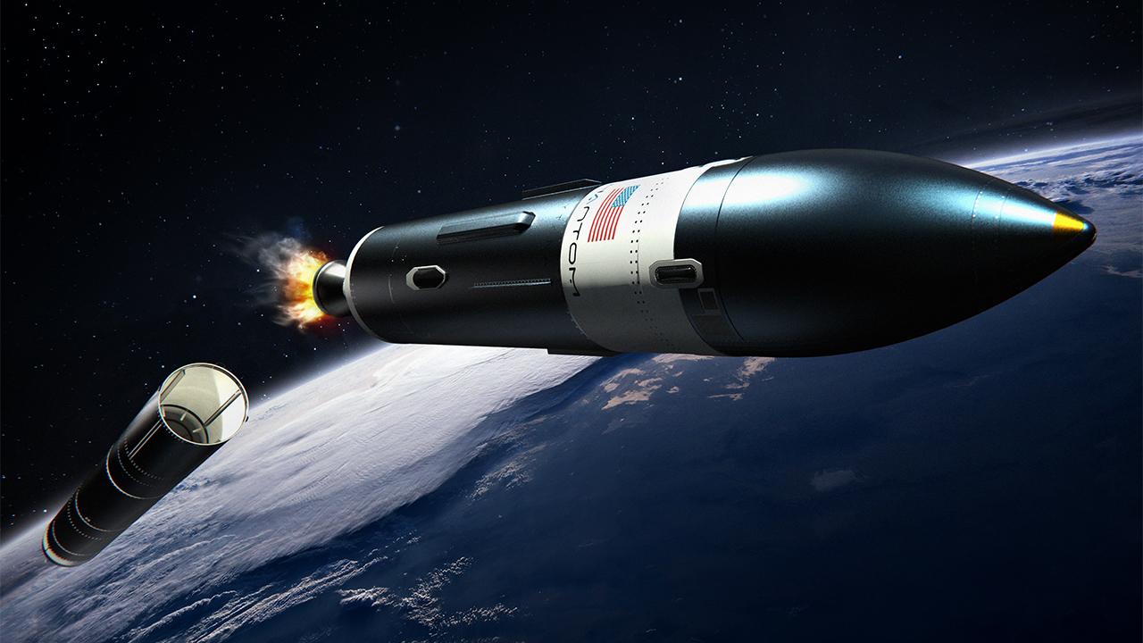 Andrew Chanin on space economy