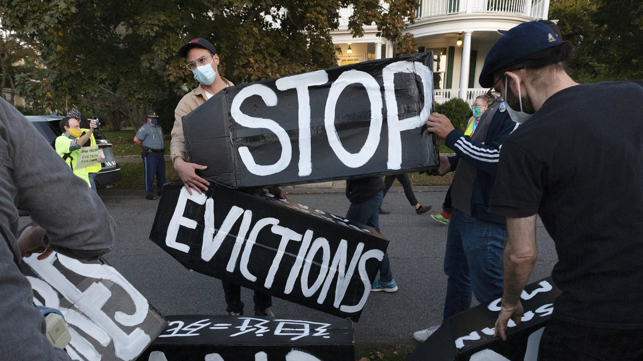 Bob Pinnegar, the president and CEO of the National Apartment Association, explains the added negative repercussions of another eviction moratorium..