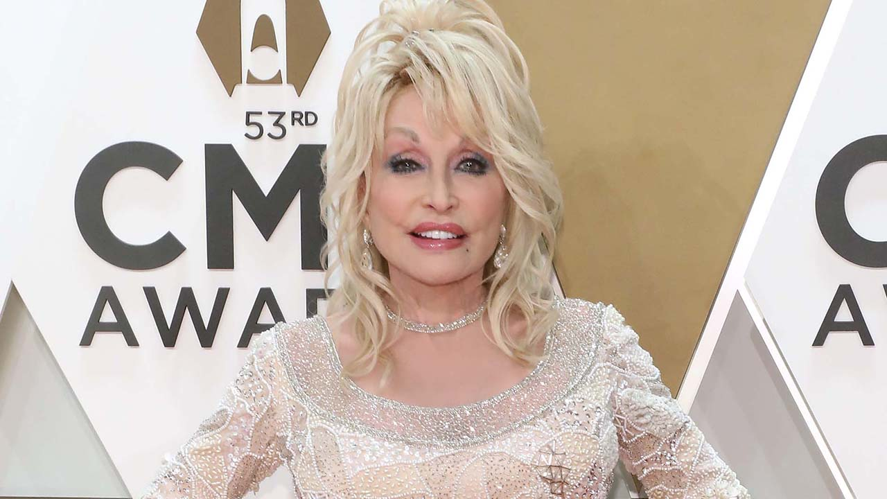 Dolly Parton on technology in music